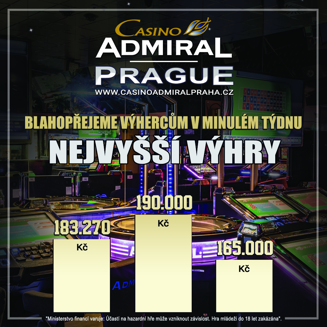 Admiral WeekWin 9 Dec Cz
