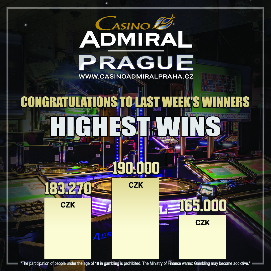 Admiral WeekWin 9 Dec