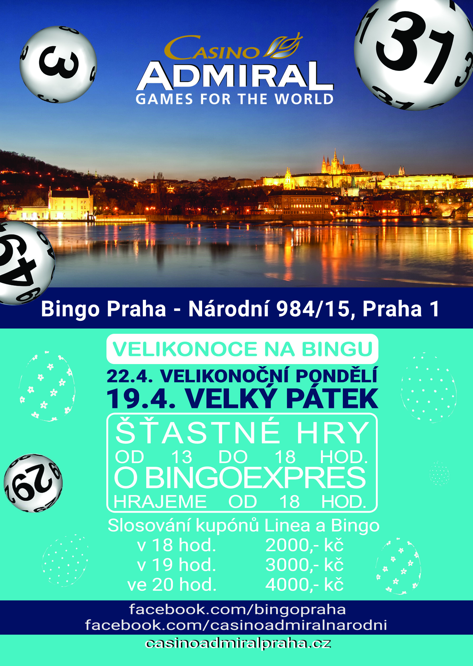 Bingo Prague Cz Easter V2