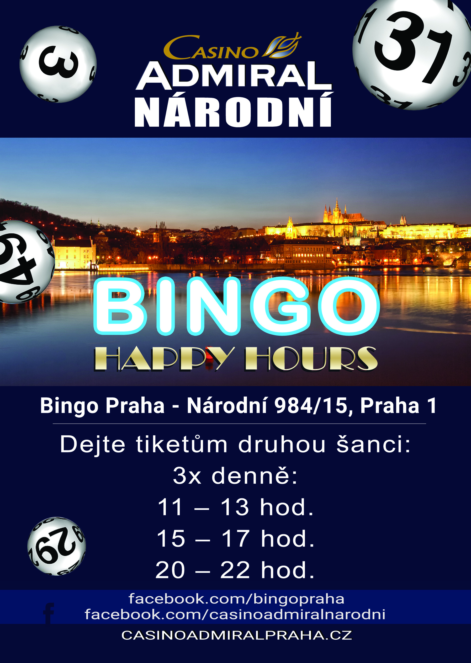 Bingo Prague Cz Happy Hours