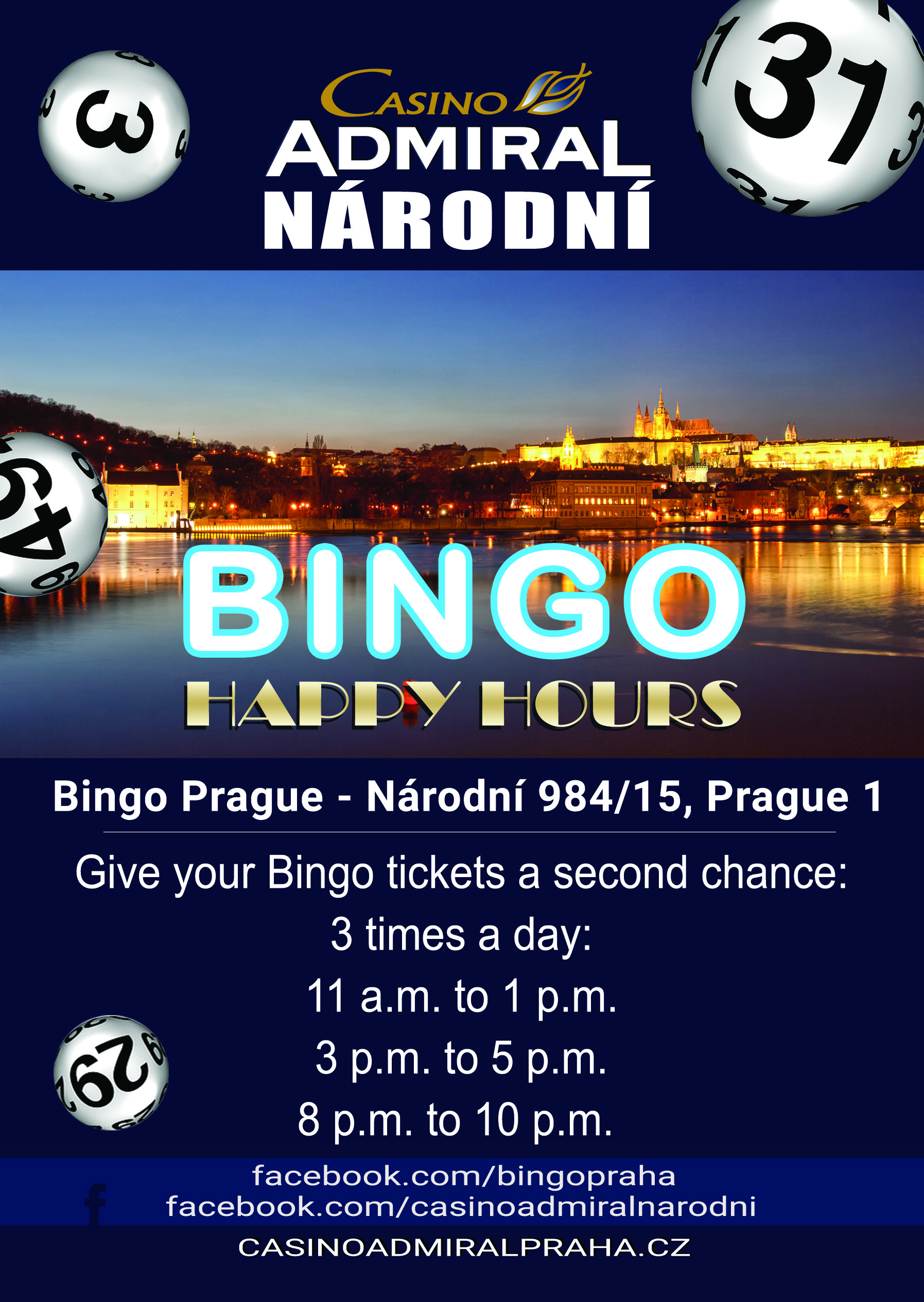Bingo Prague En Happy Hours